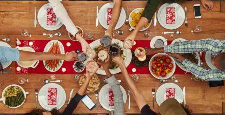 Conseils pour les repas de Noël Naturopathie à Colmar